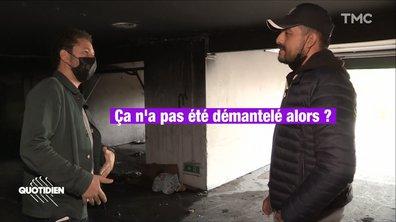 Montpellier : un mois après la visite d'Emmanuel Macron, des points de deal en grande forme, merci Snapchat