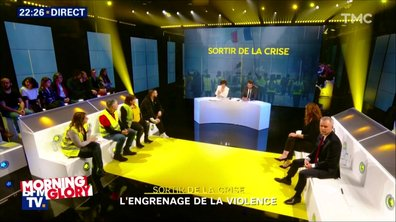 Morning Glory: 3 choses à retenir de la confrontation gilets jaunes-ministres sur BFM
