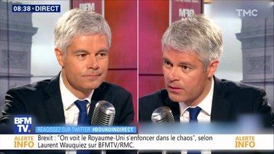 Morning Glory : apparemment, BFMTV a embauché Laurent Wauquiez