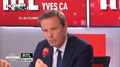 Morning Glory : apparemment, Nicolas Dupont-Aignan est la réincarnation de Louis Pasteur