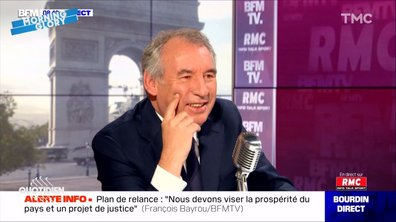 Morning Glory : appelez-le Commissaire Bayrou