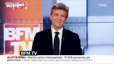Morning Glory : sur BFM, Arnaud Montebourg n'a parlé QUE de miel (ou presque)