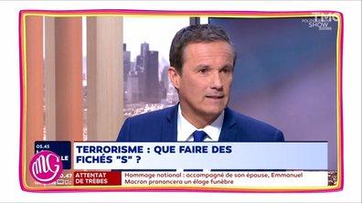 Morning Glory : c'est officiel, Nicolas Dupont-Aignan dit VRAIMENT n'importe quoi