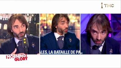 Morning Glory: Cédric Villani a le discours le plus rodé de la politique française