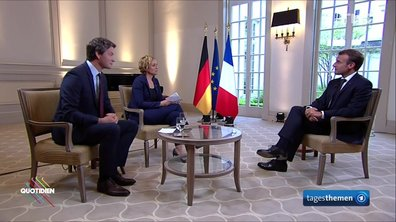 Morning Glory : das interview mit Emmanuel Macron