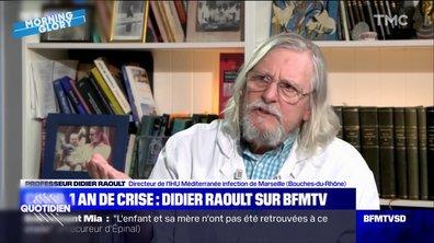 Morning Glory : Didier Raoult, toujours aussi sympathique