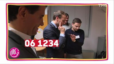 Morning Glory : Emmanuel Macron balance son 06