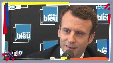 Morning Glory - Emmanuel Macron met les pieds dans le plat