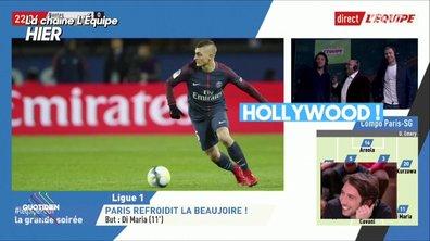 Morning Glory : Etienne Carbonnier s'est incrusté chez L'Equipe TV !