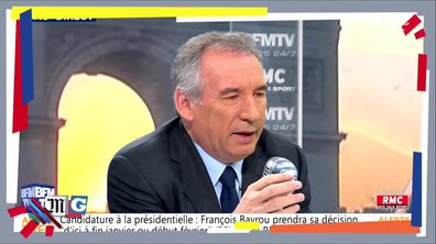 Morning Glory - François Bayrou, la star du jour