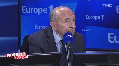 Morning Glory : Gérard Collomb est de retour (et c'est surtout pour taper sur Macron et Castaner)
