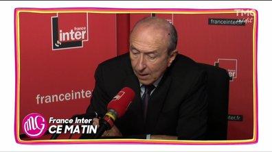 Morning Glory : Gérard Collomb, Ministre de l'intérieur