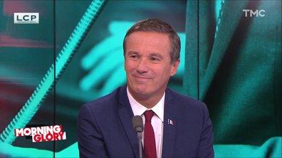 "Morning Glory – Gilets jaunes : la ""retenue"" selon Nicolas Dupont-Aignan"