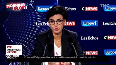 Morning Glory : grosse GROSSE ambiance sur Europe 1 avec Rachida Dati