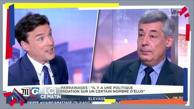 "Morning Glory - Henri Guaino : ""Pour 5000, t'as plus rien"""