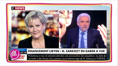 Morning Glory : Heureusement, Nicolas Sarkozy a toujours Nadine Morano