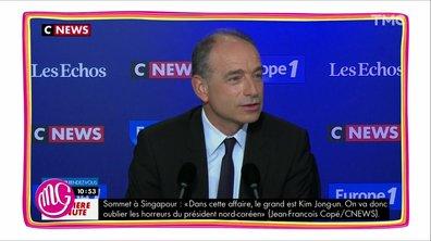 Morning Glory : Jean-François Copé revient par la fenêtre