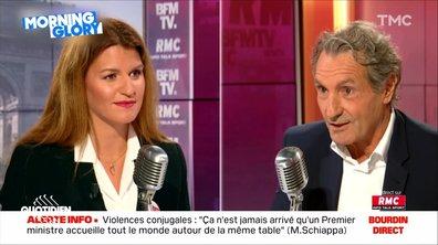 Morning Glory : Jean-Jacques Bourdin perd ses nerfs face à Marlène Schiappa