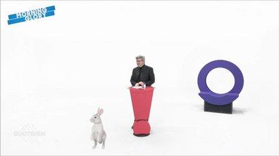 Morning Glory: Jean-Luc Mélenchon et la magie de la réalité augmentée