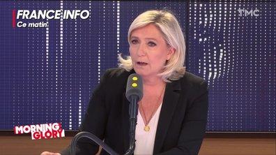 Morning Glory : l'effet boomerang des mauvaises fréquentations de Marine Le Pen