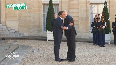 Morning Glory : la visite du président tunisien à l'Elysée, un clip de prévention anti-covid à elle seule