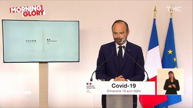 Morning Glory : l'interminable conférence d'Edouard Philippe