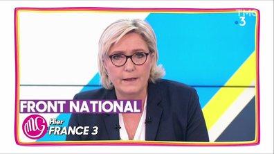 Morning Glory : Marine Le Pen, Jean-Luc Mélenchon et Laurent Wauquiez, tous d'accord !