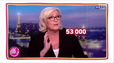 Morning Glory : Marine Le Pen ? Tout le monde adhère... ou pas !