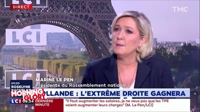 Morning Glory : Marine Le Pen vous offre une cure d'optimisme