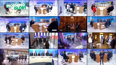 Morning Glory : mention spéciale au dispositif de France 3 pour les municipales