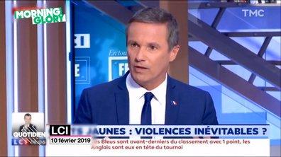 Morning Glory : Nicolas - Comme par hasard - Dupont-Aignan
