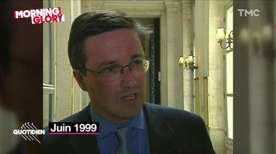 Morning Glory : Nicolas Dupont-Aignan, convaincu de parler aux Français depuis... 1999