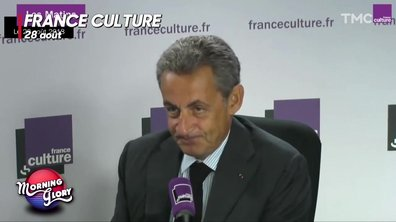 Morning Glory : Nicolas Sarkozy, profession moine bouddhiste