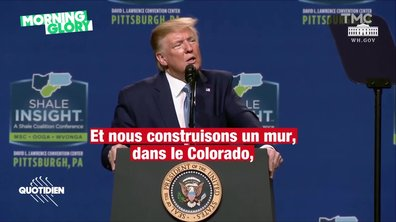Morning Glory : le (nouveau) gros fail de Donald Trump