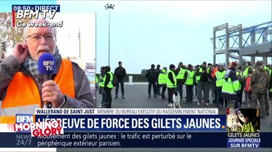 Morning Glory : on n'avait pas dit jaune le gilet ?