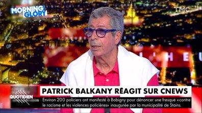 Morning Glory : Patrick Balkany qui parle de justice laxiste, c'est savoureux