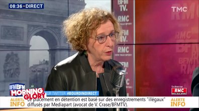 Morning Glory : Pénicaud reine de l'interview, lapsus et calembours en folie