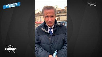 Morning Glory: promis, cette fois on n'a pas coupé la vidéo de Nicolas Dupont-Aignan