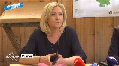 Morning Glory : qu'est-ce qu'on se marre avec Marine Le Pen