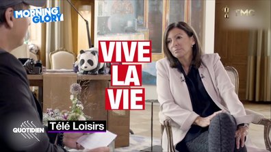Morning Glory : les stupéfiantes déclarations d'Anne Hidalgo