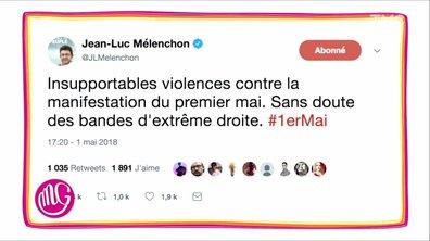Morning Glory : le tweet intelligent du jour est signé Jean-Luc Mélenchon