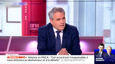 Morning Glory : Valérie Pécresse vs Xavier Bertrand, deux candidats, un seul discours