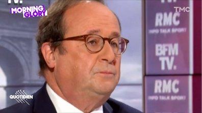 Morning Glory : les yeux de François Hollande en disent tellement