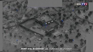 Mort d'Abou Bakr al-Baghdadi : les premières images de l'assaut