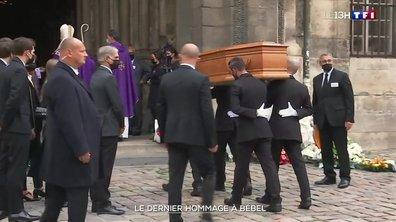 Mort de Belmondo : obsèques dans l'intimité à Saint-Germain-des-Prés