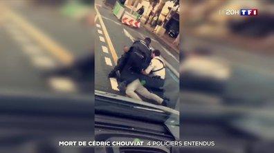 Mort de Cédric Chouviat : le livreur aurait crié à sept reprises qu'il étouffait lors de son arrestation