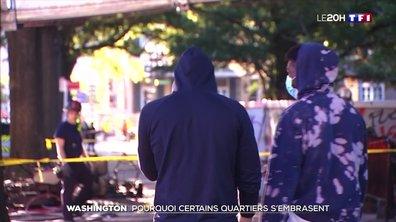 Mort de George Floyd : des quartiers s'embrasent aux portes de la Maison-Blanche