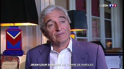 Mort de Jean-Loup Dabadie : retour sur le portrait d'un homme de paroles
