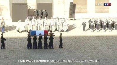 Mort de Jean-Paul Belmondo : un hommage national organisé jeudi aux invalides