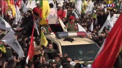 Mort de Qassem Soleimani : vers une montée des tensions entre l'Iran et les Etats-Unis ?